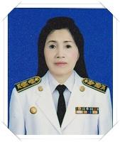 นางจรีภรณ์ ศรีรักษา หัวหน้าสำนักปลัดเทศบาล