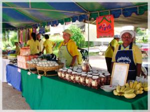 ผลิตภัณฑ์ประจำตำบล : กลุ่มกล้วยแปรรูป (กล้วยเบรกแตก)