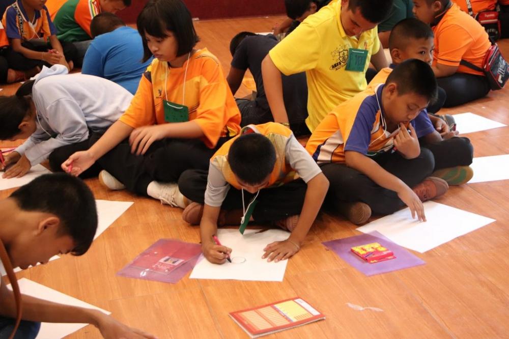 โครงการส่งเสริมและพัฒนาศักยภาพเด็กและเยาวชน ๒๕๖๒